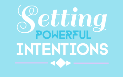 Do You set Intentions?