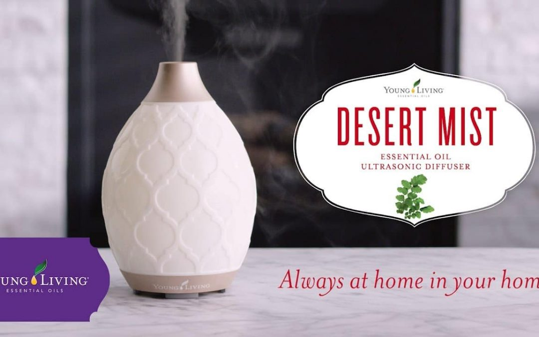 An amazing New Diffuser – Desert Mist and a Premium Starter Pack