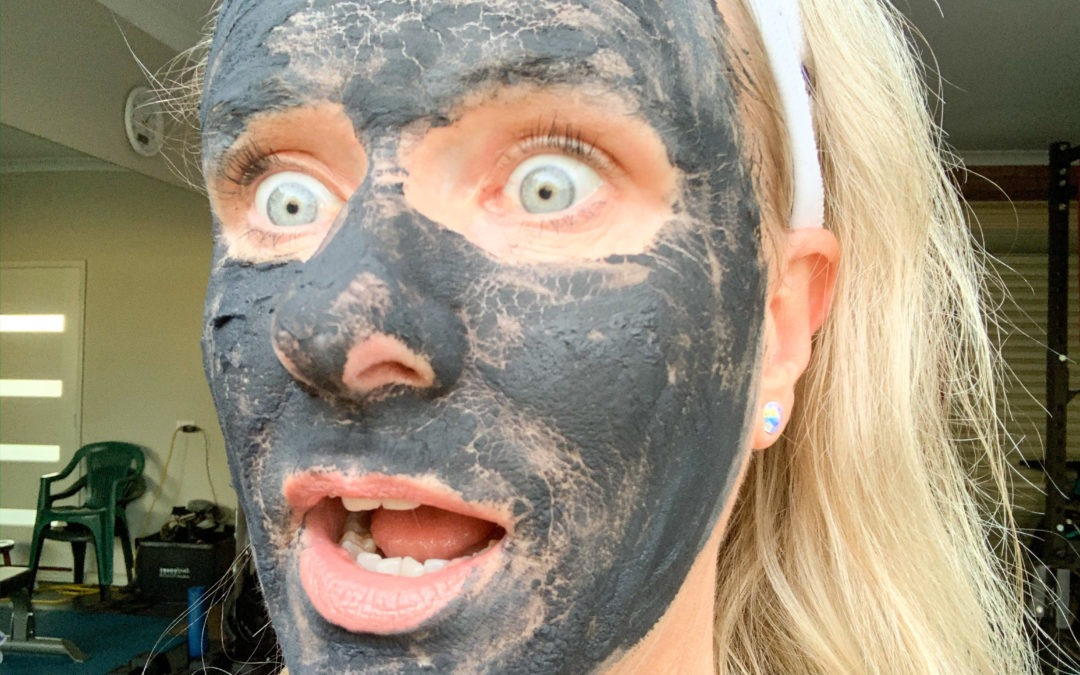 Make your own Face Clay Mask